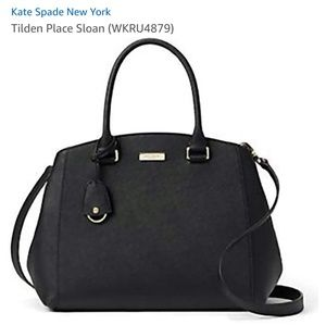Brand new Kate spade tilden space sloan